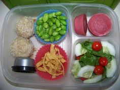 Tons of lunchbox ideas!