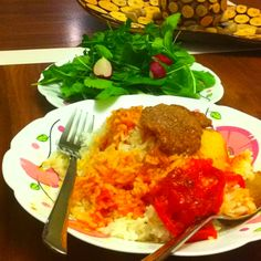 Iranian delicious food