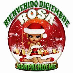 ღ Mi cielito mi mundo eres tu ღ Felices Fiestas !!!: Muñecas Navideñas Decoradas con tu nombre