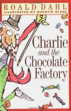 Charlie and the Chocolate Factory Roald Dahl.Have everyone sign Kallen's copies of the book. Roald Dahl Books, Book Authors, This Is A Book, Love Book, Ernst Hemingway, Books To Read, My Books, Chocolate Factory, Children's Literature