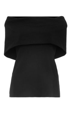 Stretch Ottoman Banded T-Shirt by Rosetta Getty for Preorder on Moda Operandi