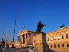 Parlamento Viena Austria