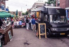 Amsterdam's 6 best food trucks (and the food truck events to find them at)