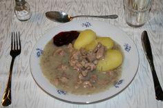 PERINTEINEN TILLILIHA Eggs, Vegetarian, Breakfast, Finland, Traditional, Food, Morning Coffee, Recipes, Essen