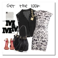 """""""Get the look"""" by vkmd ❤ liked on Polyvore"""