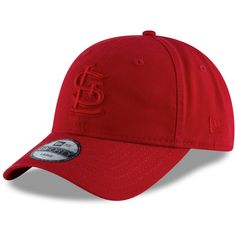 online retailer 4488c ef529 Men s St. Louis Cardinals New Era Red Core Tonal 49FORTY Fitted Hat, Your  Price   27.99