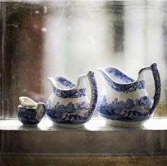 Spode Blue Italian....my pattern.....LOVE IT!