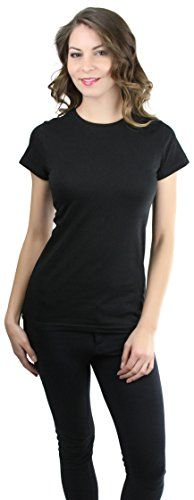 ToBeInStyle Women's Slim Fit Short Sleeve Crew Neck Tee – Black – Small   Special Offer: $9.95      466 Reviews ToBeInStyle prides itself in selling top quality clothing. Selling simple yet elegant tops, bottoms, coats and more that are made to last. We pride...