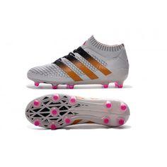 separation shoes 20ab6 8798c Adidas ACE 16.1 Primeknit FG AG - Withe Rosa