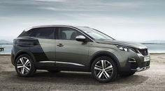 2017 PEUGEOT 3008 GT, How Different Enjoy SUV