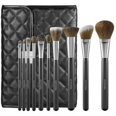 Brush set…something like this. More foundation and concealer brushes..don't really care for eyeshadow brushes.