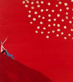 Boulevard Saenz Peña: JUEVES 22 DE ABRIL, 19.30 HS. INAUGURA LA MUESTRA DE FELIPE GIMENEZ!! All You Need Is, Book Art, Orange, Ideas Para, Pink, Painting, Paper, Books, Paintings