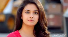 """Actress Keerthi Suresh open talk about love marriage: The Young actress Keerthy Suresh, who has become popular with her Telugu debut film """"Nenu Sailaja"""" and running successful in Kollywood, speaks about love in a recent interview. Keerthy said she has not fallen in love with anyone but she will not face any problem if she opts for a marriage as her parents themselves had a love marriage. Keerthy's mother Menaka is a yesteryear heroine and father Suresh Kumar is a Malayalam film producer. On…"""