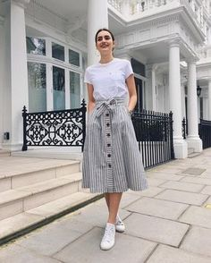 462b9c757ac 31+ Ideas for skirt white jeans casual