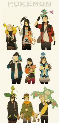 Pokemon - New Generation.