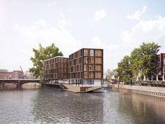 Wkrótce ruszy budowa apartamentowca na Wyspie Pomorskiej. Tak ma wyglądać • Inwestycje mieszkaniowe - fotogaleria • zdjęcie 1 • tuwroclaw.com