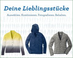 """hessnatur Insider Aktion """"Lieblingsstücke"""""""