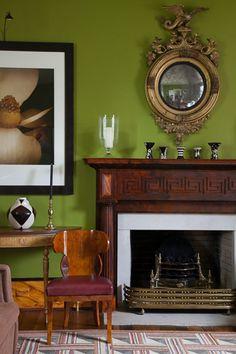 Step inside Brookside, a renovated Greek Revival home