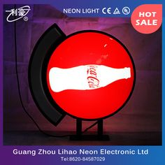 China supplier custom outdoor acrylic led sign of factory price