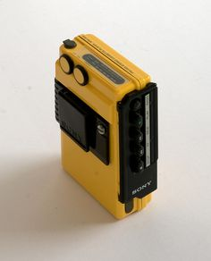 Sony Sports Walkman WM-F45 by Døgen, via Flickr