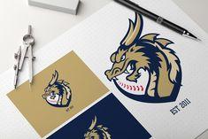 Bendigon Dragons Baseball by TwoEightFive