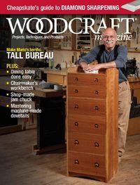August 01, 2017 issue of Woodcraft Magazine