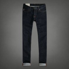 Hollister is the fantasy of Southern California, with clothing that's effortlessly cool and totally accessible. Shop jeans, t-shirts, dresses, jackets and more. Abercrombie And Fitch Style, All American Clothing, Slim Man, Super Skinny Jeans, Blue Jeans, Men's Jeans, Hollister, Casual, How To Wear