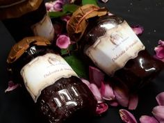Dulceata de trandafiri | La Vera In Bucatarie