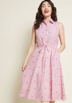 Rumor has it you'll want to sport this cotton shirt dress at every given opportunity! Between its chest and hip pockets, adjustable drawstring waistline,. Western Dresses For Girl, Stylish Dresses For Girls, Stylish Dress Designs, Summer Dresses For Women, Cute Dresses, Casual Dresses, Dress Outfits, Simple Dresses, Frock For Teens