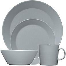 image of Iittala Teema Dinnerware in Pearl Grey