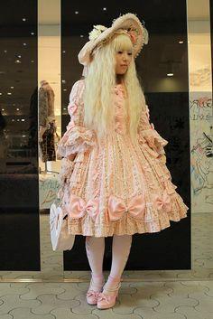 Hime (Lolita ou non)