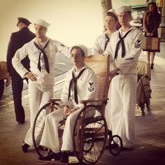 cute sailor boys