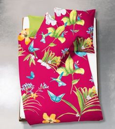 Modern Garden Blume Kissenbezug Gift Wrapping, Modern, Gifts, Satin Bedding, Cushion, Florals, Gift Wrapping Paper, Trendy Tree, Presents