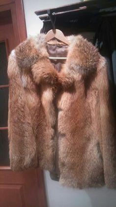 Okazja! Luksusowe futerko kurteczka z lisa naturalnego 100�