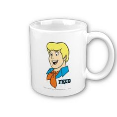 Fred Pose 06 Coffee Mug from http://www.zazzle.com/scooby+doo+mugs