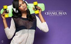Chanel Iman <3