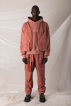 "Studio's ""Code de Travail"" 2019 Collection Merges Fashion With Uniform - fashion design - Fashion Lookbook, Men's Fashion, Winter Fashion, Fashion Design, Fashion Trends, Fashion Styles, Street Fashion, Men Street, Street Wear"
