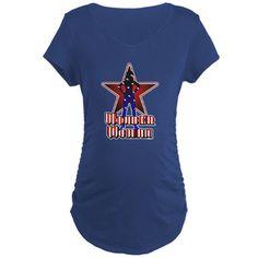 Retro Wonder Woman Maternity Dark T-Shirt Wonder Woman Party, Baseball Tees, My Muse, Classic T Shirts, Maternity, T Shirts For Women, Retro, Dark, My Style