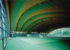Centro de Ocio en Zell am Ziller - Reitter architekten © Wett Günter Richard