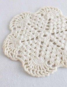 Vintage Mini Doily - from Best Free Crochet