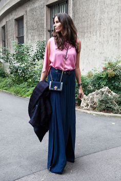 The Best Colors to Wear with Pink - What to Wear: With Pink - StyleBistro