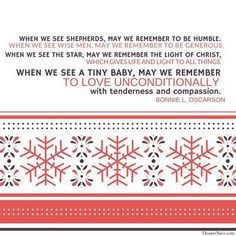 Sister Bonnie L. Oscarson | 'A time for remembering the Son of God': 26 Christmas quotes from LDS leaders | Deseret News