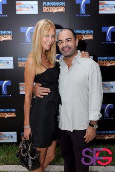 Carl Kruse and Griselda Lechini at the SFG event http://sfgmag.com/wp-content/uploads/2012/10/Griselda-Lechini-Carl-Kruse.jpg