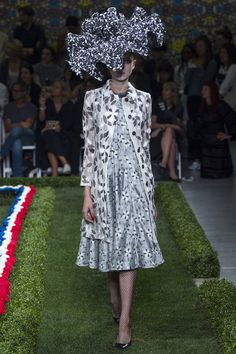 See the Thom Browne Spring 2015 collection on Vogue.com.