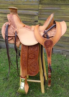 Steve Harris has over 15 year of experience in making hackamores, bridle sets, and saddles. Wade Saddles, Horse Saddles, Western Saddles, Horse Gear, Horse Tack, Cowboy Gear, Cowboy Hats, Barrel Saddle, Horse Accessories