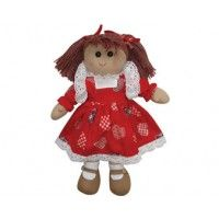 Powell Craft Rag Doll with Red Love Heart Dress Do It Yourself Videos, Powell Craft, Rose Clothing, Heart Dress, Homemade Crafts, Baby Girl Gifts, Soft Dolls, Baby Boutique, Baby Cats