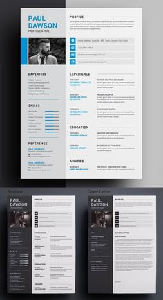 RESUME is the perfect way to make the best impression. Strong typographic structure and very easy to use and customize this cv. Clean and Simple CV/Resume & One Page Resume Template, Modern Resume Template, Resume Design Template, Cv Template, Resume Templates, Print Templates, Professional Resume Writing Service, Resume Writing Services, Simple Cv