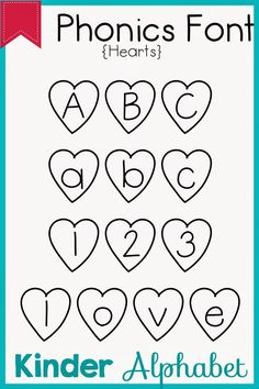 32 Phonics Fonts for Teachers Teacher Fonts, Preschool Literacy, Phonics, School Stuff, Teaching, Ideas, Kids Alphabet, Education, Thoughts