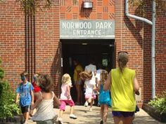 Enjoy Norwood Park, close to your new home.