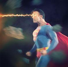 #Cosplay #Kryptonian: #Superman Man of Steel